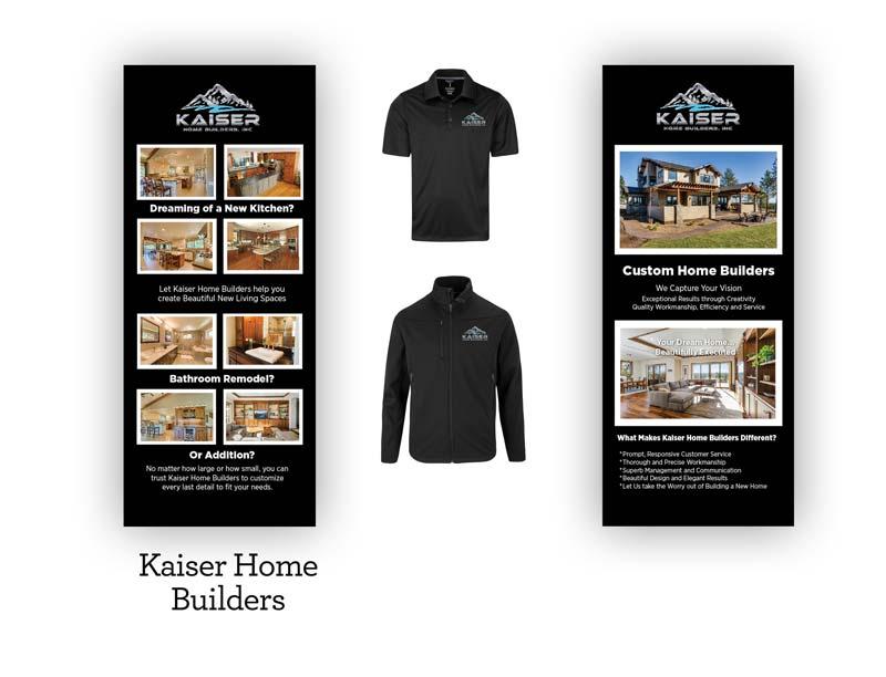 Kaiser Home Builders Promotional Design