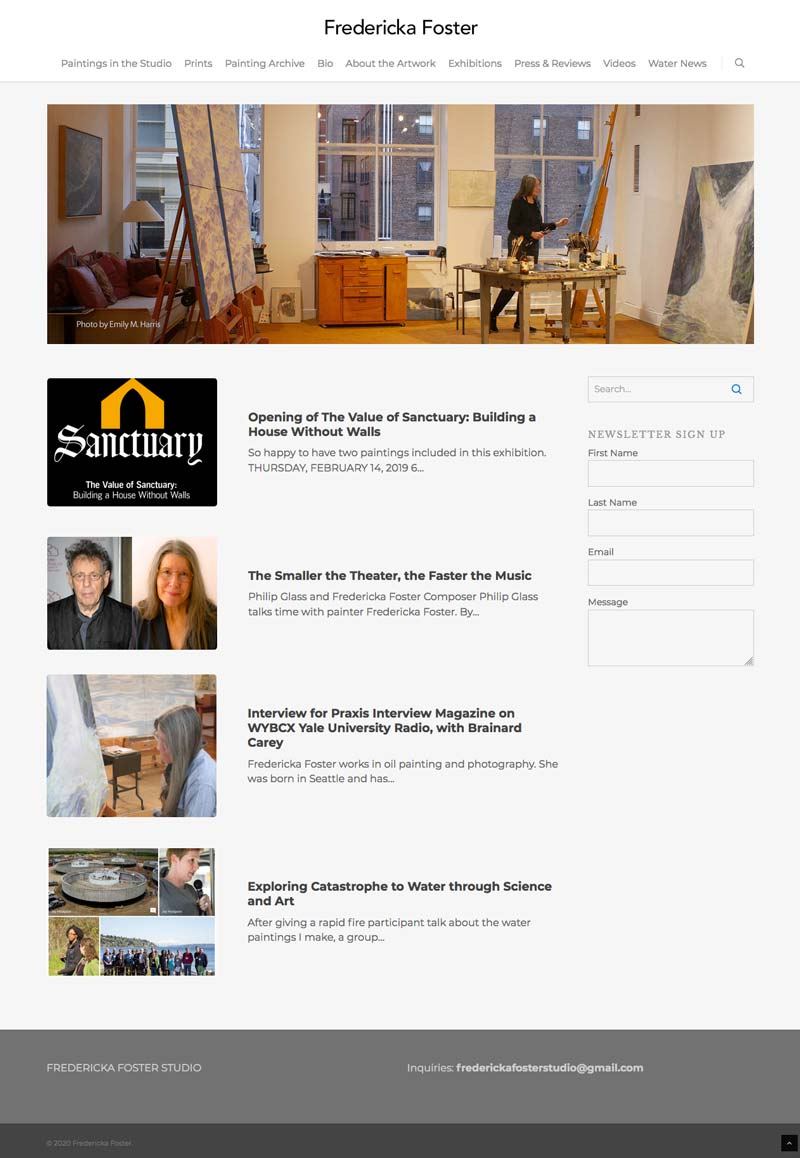 fredericka-foster-website